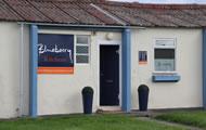 Commercial units at Fenton Barns, East Lothian near Edinburgh