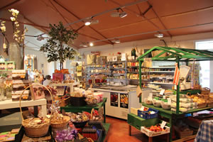 The Fenton Barns Farm Shop and Cafe