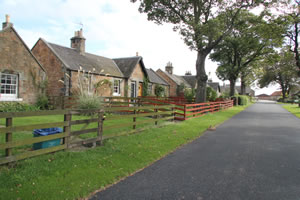 Residential Cottages at Fenton Barns